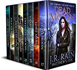 Samantha Moon Endgame: Including Books 17-22 in the Vampire for Hire Series, Plus Two Short Stories (Vampire for Hire Boxed Sets Book 3) (English Edition)