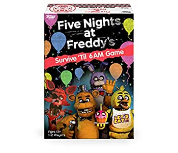 Funko Five Nights at Freddy s - Survive  Til 6AM Game