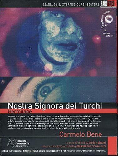 Carmelo Bene Cofanetto (2 Dvd+Libro) / Our Lady of the Turks / Hermitage ( Nostra signora dei turchi )