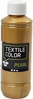 Peinture Textile Color, or, nacré, 250ml