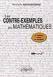 Les Contre-Exemples en Mathématiques de Bertrand Hauchecorne