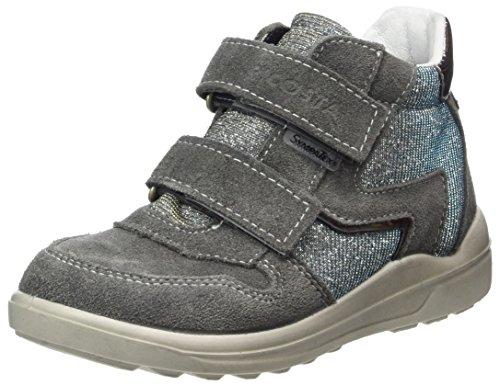 RICOSTA Mädchen Karin Hohe Sneaker, Patina/Himmel, 00032 EU