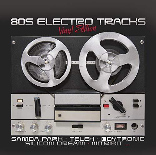 80s Electro Tracks - Vinyl Edition [Vinyl LP]