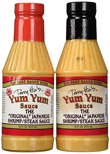 Terry Hos Yum Yum Sauce Original & Hot Combo Pack