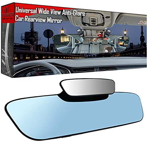 Daymaker Anti Glare Clip-on Blind spot Car Mirror 13-inch Only $8.97 (Retail $17.95)