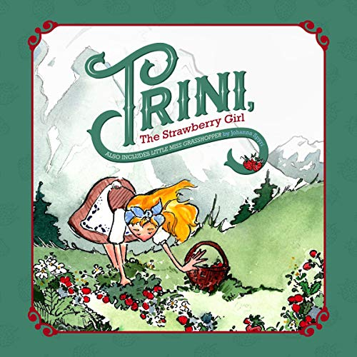 Trini, the Strawberry Girl audiobook cover art