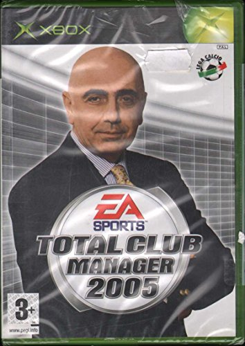 Electronic Arts Total Club Manager 2005, Xbox - Juego (Xbox)