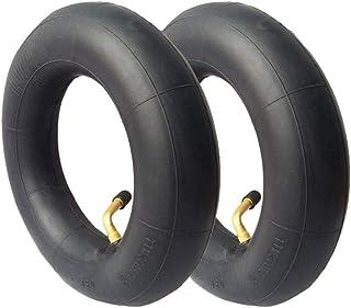 KLOP256 tubo interior de patinete eléctrico, tubo de neumáticos de 200 x 50, 2 tubos de goma de absorción de golpes de 10....