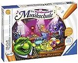 Ravensburger tiptoi Die monsterstarke Musikschule Spiel, ab 4 Jahren, Singen - Hören - Musizieren: lerne spielerisch die Welt der Musik kennen