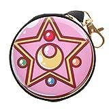CoolChange Sailor Moon Geldbeutel Dose für Kleingeld, Motiv: Stern