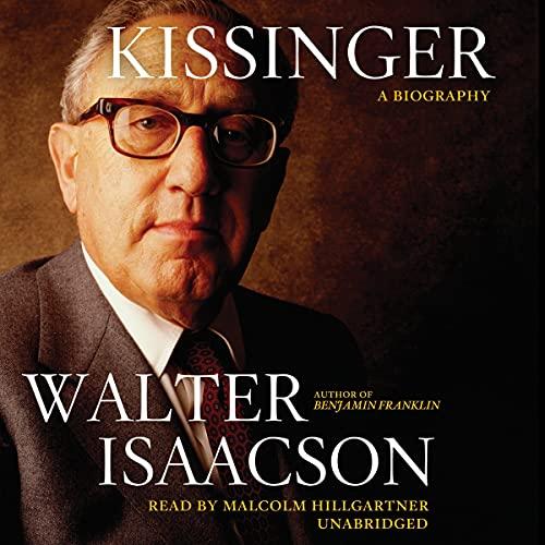 『Kissinger』のカバーアート