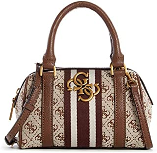GUESS Womens Guess Vintage Satchel Bag