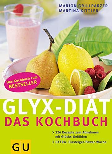 GLYX-DIÄT - Das Kochbuch (GU Diät&Gesundheit)