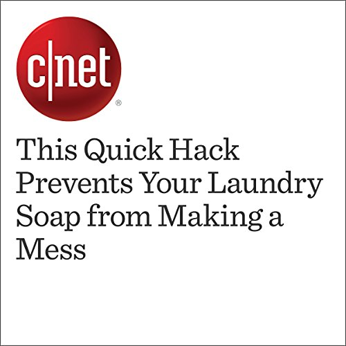 This Quick Hack Prevents Your Laundry Soap from Making a Mess cover art