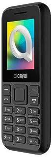 Celular Alcatel 1066D - Preto, Dual Chip, Tela 1,8?, 4MB RAM, C?mera 0.8 MP, R?dio FM/MP3 Player
