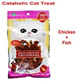 Cataholic Neko Cat Treat for Cats & Kittens Multi Flavor Combo Pack