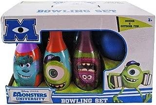 Disney Pixar Monsters University Bowling Set
