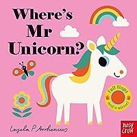 Where's Mr Unicorn? (Felt Flaps, 8)