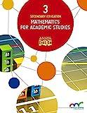 Mathematics for Academic Studies 3 (Anaya English)