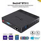 Beelink BT3PRO II Mini PC, Mini Computer Desktop con HDMI e VGA,...