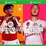 Madden NFL 20 and FIFA 20 Exclusive Video Game Bundle for Xbox One