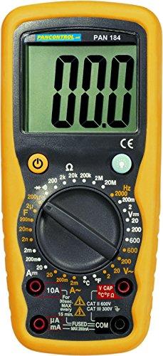 Pancontrol Digital-Multimeter PAN 184