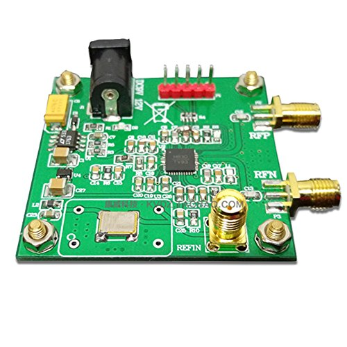 Taidacent HMC830 Fractional-N Divider PLL with Integrated VCO 25-3000 MHz Phase Locked Loops Frequency Source Signal Generator