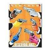 Reservoir Dogs Movie Poster Wall Art Home Decor (Paper Unframed, 16x24)