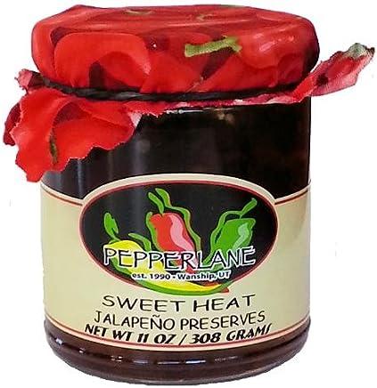 Sweet Heat Jalapeno Preserve (3 pack)