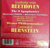 交響曲全集 バーンスタイン & ウィーン・フィル(5CD)