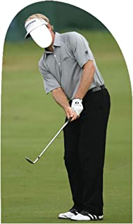 Advanced Graphics Golfer Stand-in Life Size Cardboard Cutout Standup