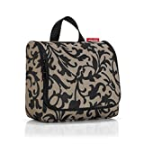 reisenthel toiletbag baroque taupe Maße: 23 x 20 x 10 cm / Maße: 23 x 55 x 8,5 cm expanded /...