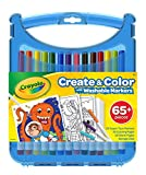 Crayola Create & Color Super Tips Kit SuperTips Washable Markers, Assorted