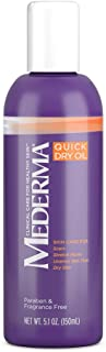Mederma Quick Dry Oil, 5.1 Ounce
