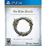 PlayStation 4 Elder Scrolls Online: Tamriel Unlimited Spanish/English Edition