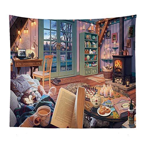 Tapiz de pared My Inner Sanctum para decoración del hogar, tapiz de pared personal