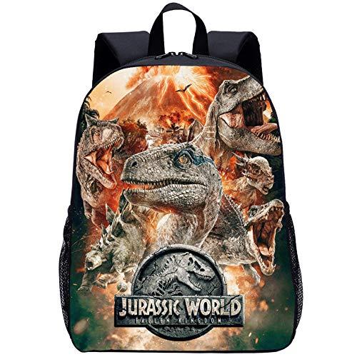 BEDENPIANO Mochila de Dinosaurio Mochilas de Dinosaurio para niños Mochila Escolar Mochila para niños 17.7 Pulgadas X 5.5...