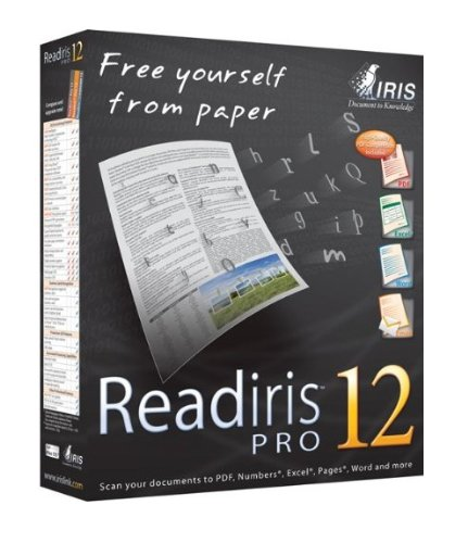 Readiris Pro 12  Multilingue