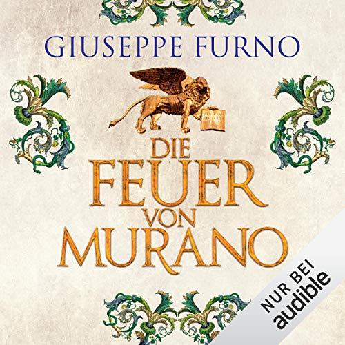 Page de couverture de Die Feuer von Murano