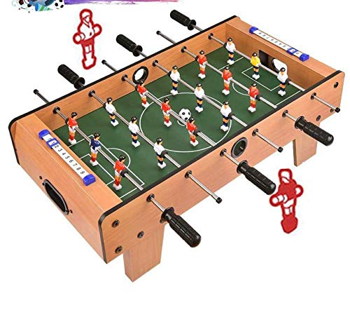 Home Cloud Mid Size Lightweight Table Top Version Foosball / Football Game, Mini Football, Table Soccer (69X37X24cm) for Indoor / Outdoor, Home, Office Fun, Mini Football, Table Soccer Game, 6 Rods