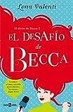 El desafío de Becca (El diván de Becca)