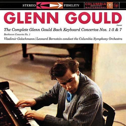 Klavierkonzerte 1-5 & 7/Klavierkonzert 1 Op. [Vinyl LP]