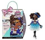 L.O.L. Surprise!- LOL OMG Present Surprise Moda Miss Glam. con 20 sorpresas temáticas, Ropa y Acceso...