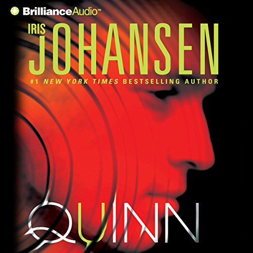 Quinn audiobook cover art
