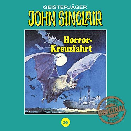 Horror-Kreuzfahrt (John Sinclair - Tonstudio Braun Klassiker 10) Titelbild