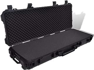 Valigetta porta-fucile lunga Custodia Universale trolley porta-armi in plastico