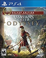 Assassin's Creed Odyssey Deluxe Edition (輸入版:北米) - PS4