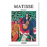KELDOG Carteles e Impresiones de Guitarra de Moda, Henri Matisse Taschen, Cuadro artístico de Pared para niña, Pintura en Lienzo, para la decoración del hogar de la Sala de Estar 40X56Cm