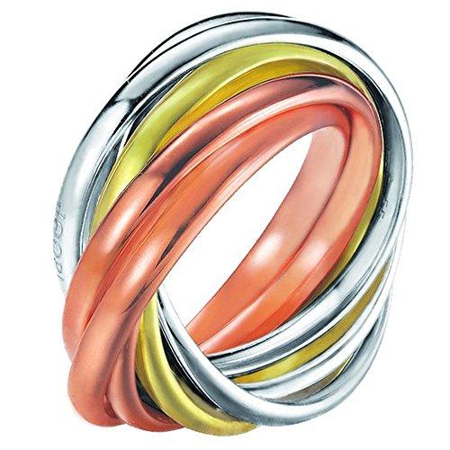 Joop! Damen-Ring 925 Silber Gr. 53 (16.9) - JPRG90682D5