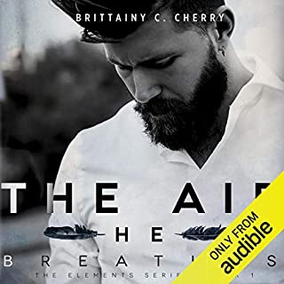 The Air He Breathes audiobook cover art